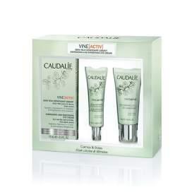Caudalie Vine Activ Ojos 15Ml + Serum 10Ml + Hidratante 3 en 1 10Ml