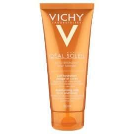 Vichy Capital Ideal Soleil Autobronceadora Rostro Cuerpo Leche 100Ml