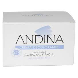 Andina Crema Decolorante 30Ml