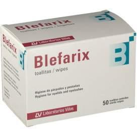 Blefarix 50 Toallitas