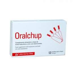 Oralchup 12 Pastillas (antes aftasone infantil)