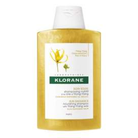Klorane Champu Cera de Ylang Ylang Nutritivo y Reparador 200ML