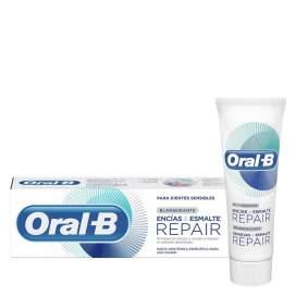 Oral-B Encias & Esmalte Repair Blanqueante Dientes Sensibles 125ML