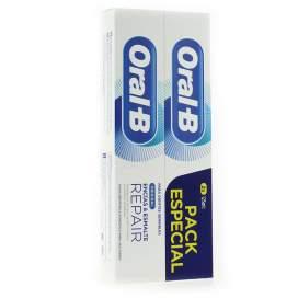 Oral-B Encias & Esmalte Repair Original Dientes Sensibles 2 X 125ML