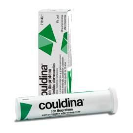 Couldina Con Ibuprofeno 400/2/7.5 Mg 20 Comprimidos Efervescentes