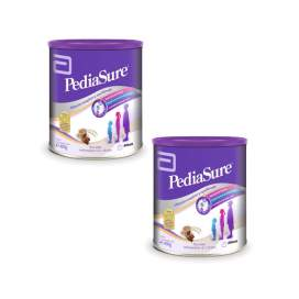 Pediasure Polvo 400g 1+1 gratis Chocolate (total 800gr)