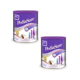 Pediasure Polvo 400g 1+1 gratis Chocolate (total 800gr)