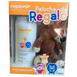 Repavar Pediatrica Leche Hidratante 750Ml + Peluche