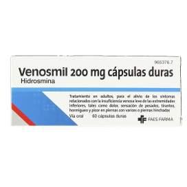 Venosmil 200 Mg 60 Capsulas
