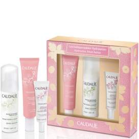 Caudalie Crema Sorbet Hidratante 50Ml+Espuma Limpiadora 50Ml+Serum 10Ml
