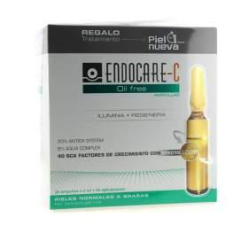 Endocare C Oil Free 30 Amp + Piel Nueva 1 Hora