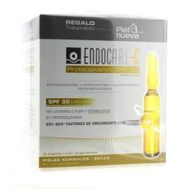 Endocare C Proteoglicanos SPF 30 30 Amp + Regalo Piel Nueva 1 Hora