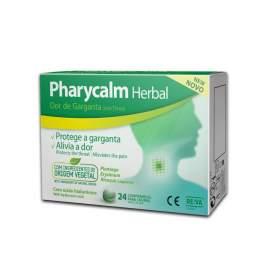 Pharycalm 24 Comprimidos