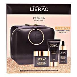 Lierac Premium Cofre Crema Voluptuosa 50Ml + Mascarilla 75Ml + Serum 30Ml