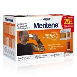 Meritene Batido Chocolate Pack Ahorro 2X15 Sobres
