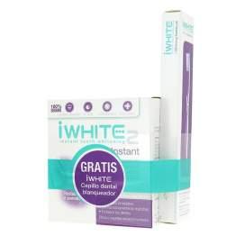 Iwhite 2 Instant Molde Dental Precargado 10 Moldes + Cepillo Iwhite