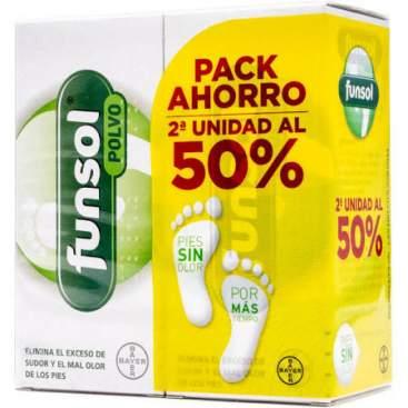 Funsol Polvo Pack 2x60G