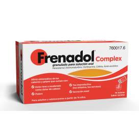 Frenadol Complex 10 Sachets