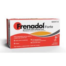 Frenadol Forte 10 Sachets