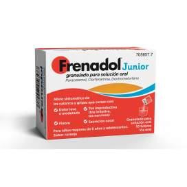 Frenadol Junior 10 Sachets
