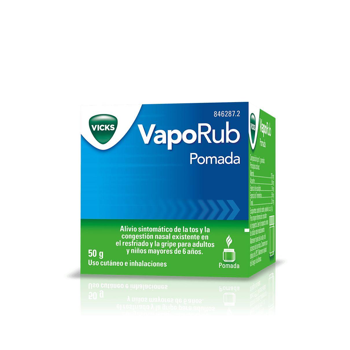 Comprar vicks vaporub pomada