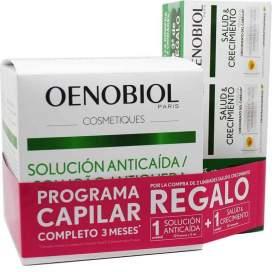 Oenobiol Salud Y Crecimiento Triplo + Solucion Anticaida Regalo