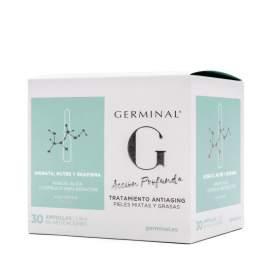 Germinal Accion Profunda Antiaging Pieles Mixtas 30 Ampollas