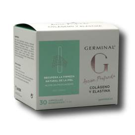 Germinal Collagen and Elastin 30 Ampoules