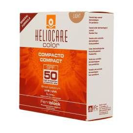 Heliocare Compacto FPS50 Light 10G