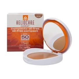 Heliocare Compact Oil Free SPF50 Brown 10G