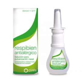 Respibien Antialergico 0.5 Mg/Ml + 0.5 Mg/Ml Nebulizador Nasal 15 Ml