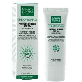 Martiderm Proteos Screen Spf50 Fluid 40Ml