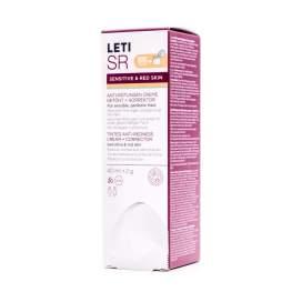 Leti SR Anti-Redness Cream Colored 40ml