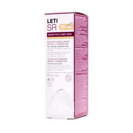Leti SR Crema Tratante De Rojeces Color 40ml