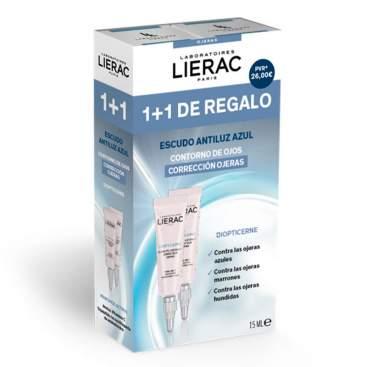 Lierac Diopticerne Corrector Olheiras 5Ml 2X1 (1 Color 1 Sin Color)