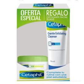 Cetaphil Hidratante Ligera Noche 48G + Exfoliante Facial Suave 178Ml