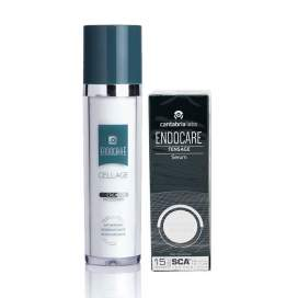 Endocare Cellage Cream Prodermis 50Ml + Tensage Serum 15Ml