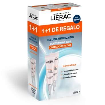 Lierac Diotpifatigue 15Ml 2X1