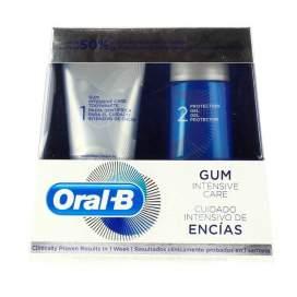 Oral-B Cuidado Intensivo De Encias Pack Pasta 85 Ml + Gel 63 Ml