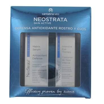 Neostrata Skin Active Matrix Serum 30Ml + Intense Eye Therapy 15Gr