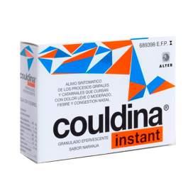 Couldina Instant Con Acido Acetilsalicilico 500/2/7.5 Mg 20 Sobres Efervescentes
