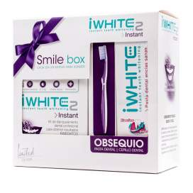Iwhite 2 Smile Box (Kit+Pasta+Cepillo)