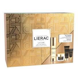 Lierac Cofre Navidad Premium Cura 30Ml + Crema Volup 15Ml + Mascarilla 10Ml + Ojos 3Ml)