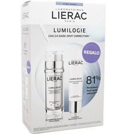 Lierac Lumilogie Concentrado 30Ml (2X15Ml) + Mascarilla 50Ml