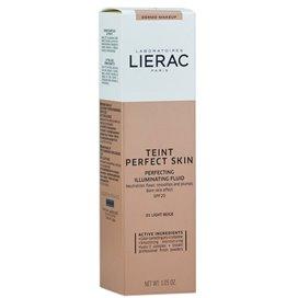 Lierac Teint Perfect Skin 01 Light Beige Beige Claro 30Ml