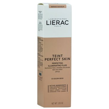 Lierac Teint Perfect Skin 03 Golden Beige Dorado 30Ml