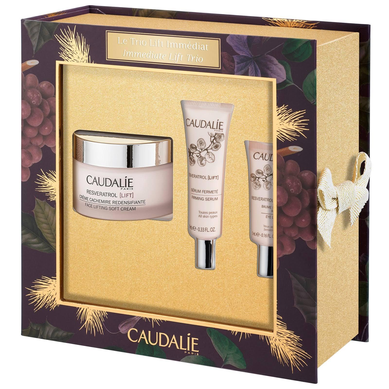 Buy Caudalie Pack Resveratrol Lift Cream Day 50ml Serum 10ml