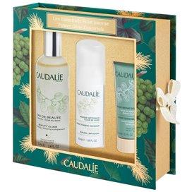 Caudalie Cofre Secrets De Beaute (Agua Belleza 100Ml+Espuma 50Ml+Detox 15Ml)