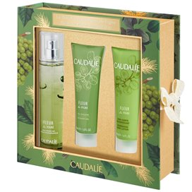 Caudalie Cofre Fleur De Vignes Fragancia 50Ml + Gel 50Ml + Body Lotion 50Ml