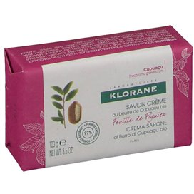 Klorane Jabon Crema Essence De Figue 100 G